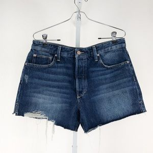 Joe's Smith High Waist Cutoff Shorts
